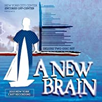 A New Brain by New York Cast Recording (2015)