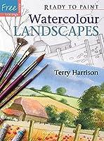 Watercolour Landscapes: Ready to Paint Watercolour Landscapes