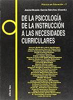 De la psicología de la instrucción a las necesidades curriculares