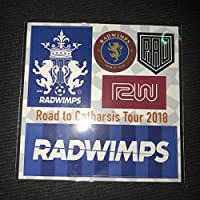 RADWIMPS Road to Catharsis Tour 2018 ステッカー