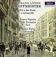 Trios for Two Flutes & Cello