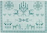 クロス・ステッチ図案集 スウェーデンの伝統モチーフ (Nature's SKETCHBOOK) 画像