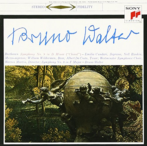 ベートーヴェン : 交響曲第8番&第9番 「合唱」