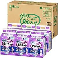 【ケース販売】リリーフ 紙パンツ専用パッド 安心フィット 216枚