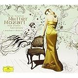 モーツァルト:ピアノとヴァイオリンのためのソナタ集