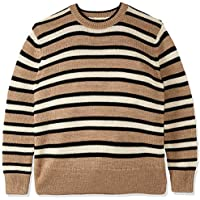 French Connection Women's Tonal Stripe Wool Blend Knit