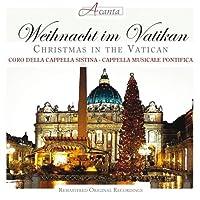 Christmas in the Vatican by Coro della Cappella Sistina (2013-10-29)