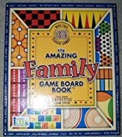 The Amazing Family Game Board Book
