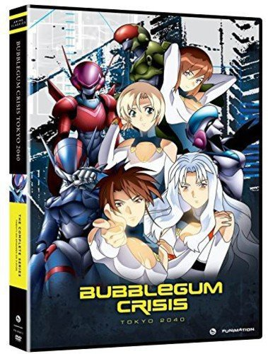 バブルガムクライシス TOKYO 2040 / BUBBLEGUM CRISIS TOKYO 2040: COMPLETE SERIES - CLASSIC (北米版)[Import]