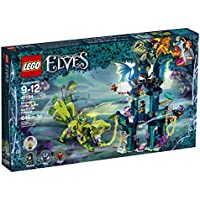 LEGO Elves Noctura 'sタワー& The Earth Fox Rescue 41194建物キット( 646 Piece )