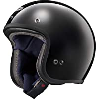 アライ(ARAI) バイクヘルメット ジェット CLASSIC MOD グラスブラック S (頭囲 55cm~56cm)