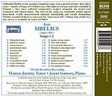 シベリウス:歌曲集 第2集 画像
