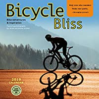 Bicycle Bliss 2019 Calendar: Bike Adventures & Inspiration