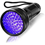 OZSTOCK® 51 LED UV Flashlight 395 nM Ultraviolet Blacklight Aluminum Torch Light Lamp