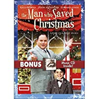 Man Who Saved Christmas [DVD] [Import]