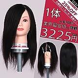 カットウィッグP284【毛量MAXタイプ・高級人毛100%】 (14インチ(36㎝))