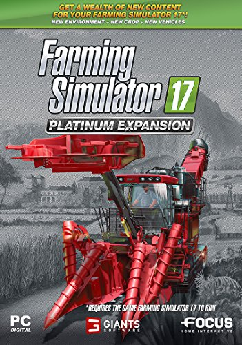 Farming Simulator 17 - Platinu...
