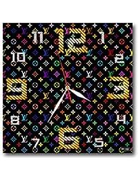 Louis Vuitton 11'' 壁時計( ルイヴィトン)あなたの友人のための最高の贈り物。あなたの家のためのオリジナルデザイン