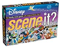 Scene It? Disney Edition DVD Game 【You&Me】 [並行輸入品]