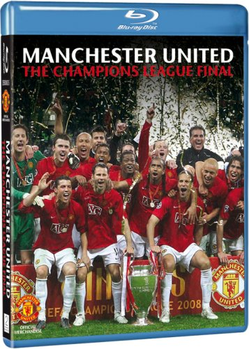 Manchester United Champions League Final 08 [Blu-ray] [Import]