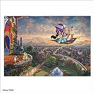 テンヨー 1000ピース ジグソーパズル ディズニー アラジン Aladdin (51x73.5cm)