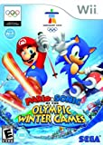 Mario and Sonic at the Olympic Winter Games - Nintendo Wii [並行輸入品]