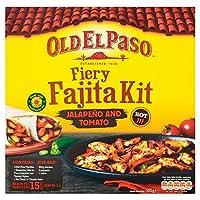 (Old El Paso (古いエルパソ)) 火のトマト&ハラペーニョキット500グラム (x4) - Old El Paso Fiery Tomato & Jalapeno Kit 500g (Pack of 4) [並行輸入品]
