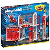 PLAYMOBIL 9462 Great Fire Station - New 2018