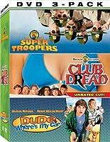 Munchies 3 Pack (Super Troopers / Club Dread / Dude, Where's My Car?)