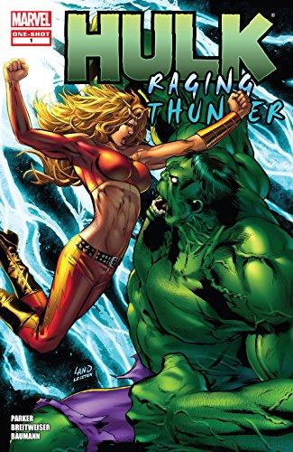 Download Hulk: Raging Thunder (2008) #1 (English Edition) B07999FXR6