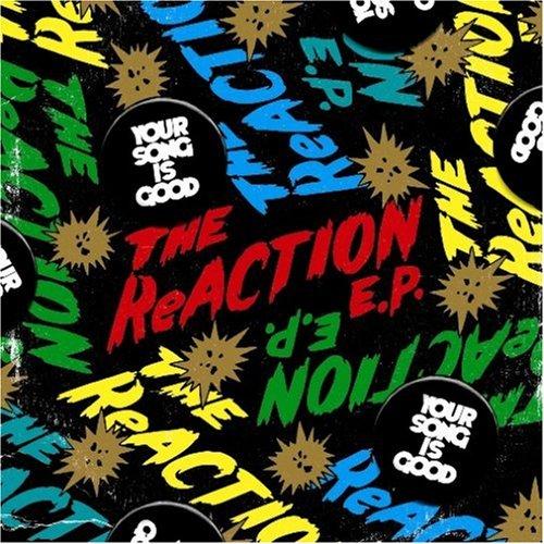 THE ReACTION E.P.(初回限定盤)(DVD付)の詳細を見る