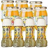 高知県産ゆず茶(420g×6個)とと高知県産柚子の塩ダレ(200ml×4本)セット