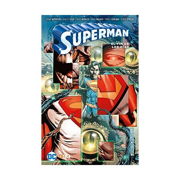 Superman: El fin de los ...の商品画像