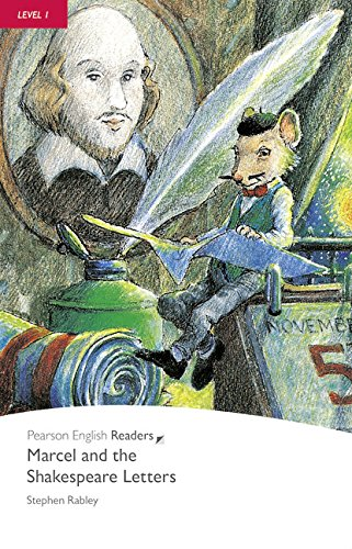 Penguin Readers: Level 1 MARCEL AND THE SHAKESPEARE LETTERS (Penguin Readers, Easystart)の詳細を見る