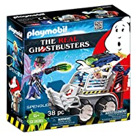 Playmobil Ghostbusters Spengler with Car / 車でのプレイモービルシュペングラーゴーストバスターズ