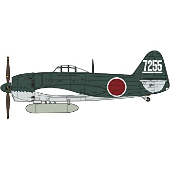 ハセガワ 1/48 日本海軍 川西 N1K1-Jb 局地戦闘機 紫電 11型 乙 ロールアウト プラモデル 07449