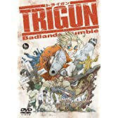 劇場版トライガン「TRIGUN Badlands Rumble」(DVD通常版) [DVD]