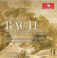 Bach, C.P.E.: Sonatas/Fantasia