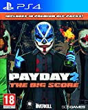 Payday 2 The Big Score (PS4) (輸入版)