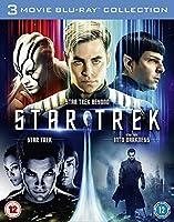 Start Trek Blu-ray Collection: Star Trek / Star Trek Into Darkness / Star Trek Beyond [Blu-ray] [2016]