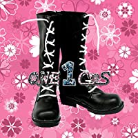 【サイズ選択可】コスプレ靴 ブーツ 12L1406 家庭教師ヒットマンREBORN! ユニ 男性26CM