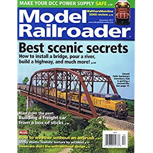 Model Railroader [US] December 2017 (単号)