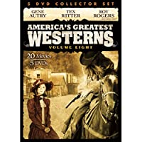 Great American Western Collectors Set 8 [DVD] [Import]