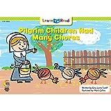 Pilgrim Children Had Many Chores