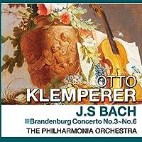 バッハ J.S BACH OTTO KLEMPERER PCD-430