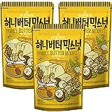 [3個セット]ハニーバターミックスナッツ220gX3袋 ナッツ アーモンド カシューナッツ マカダミア クルミ おつまみ…
