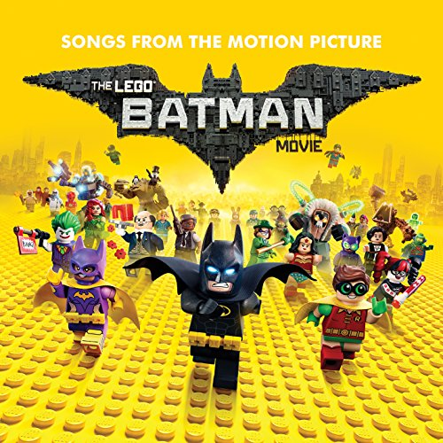 [画像:THE LEGO BATMAN MOVIE (SOUNDTRACK) [LP] [Analog]]
