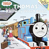 Thomas's Railway Word Book (Thomas & Friends) (Pictureback(R))