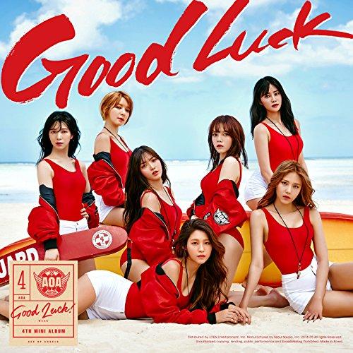 【AOA/Good Luck】日本語バージョンと韓国語バージョンでは歌詞が違う?和訳して比較!MVもの画像