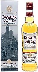 Dewar's® White Label Blended Scotch Whisky, 75cl